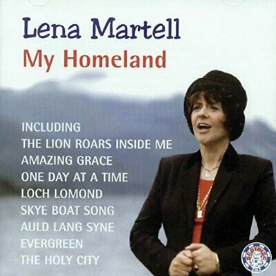 £2.38 • Buy Lena Martell - My Homeland (CD) (2004)