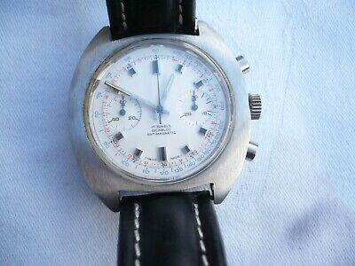 $ CDN300 • Buy Vintage Tressa Chronograph Valjoux 7733 For Parts