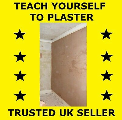 £1.69 • Buy D086 Teach Yourself To Plaster - Instructional DVD