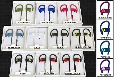 $40 • Buy Beats By Dr. Dre Powerbeats3 Wireless In Ear Headphones Black Blue Red White