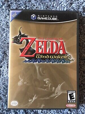$45 • Buy The Legend Of Zelda Wind Waker Gamecube