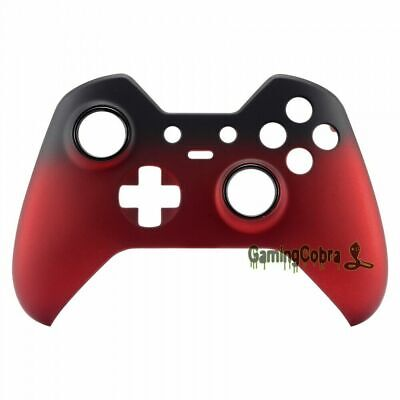 $15 • Buy Shadow Red Black Front Shell Faceplate For Xbox One Elite Controller