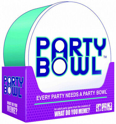 AU26.96 • Buy Party Bowl (By What Do You Meme)  - Brand New