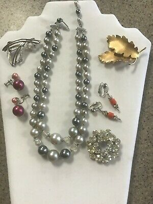 $ CDN2.81 • Buy Vintage Jewelry Lot # 36 Y *Shipping Incentive!*