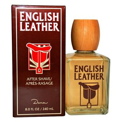 $20.95 • Buy ENGLISH LEATHER MEN By DANA HUGE 8/8.0 Oz (236 Ml) After Shave Lotion NEW SEALED