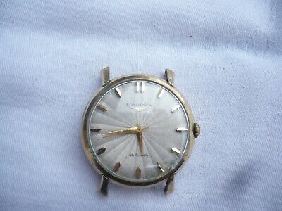 $ CDN165 • Buy Nice Vintage Longines  Automatic  For Parts Cal 19AS For Parts