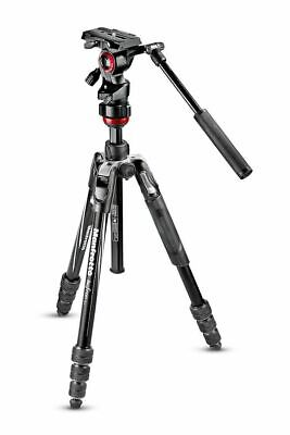 AU399 • Buy Manfrotto Mvkbfr-live Befree Live Video Tripod Kit With QR 501pl