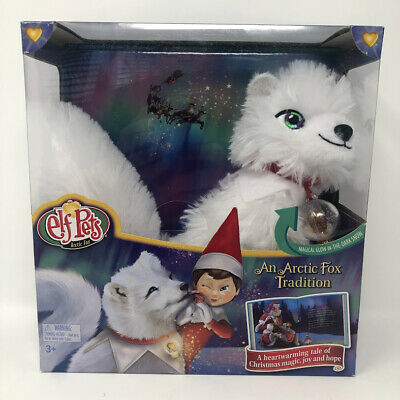 AU32.89 • Buy The Elf On The Shelf Elf Pets An Artic Fox Plush And Storybook Christmas
