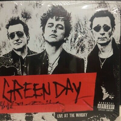 RARE Green Day Live Whisky Father Of All / American Idiot 7inch Single Vinyl • 30£