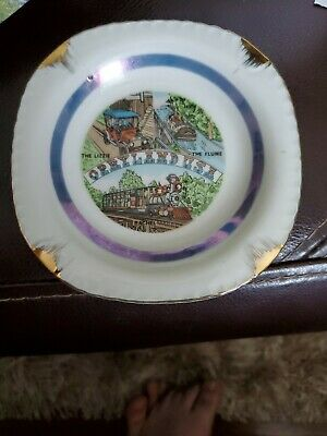 $14.49 • Buy Vintage Opryland USA Ashtray.  Depicts The Lizzie , Flume , And Rachel