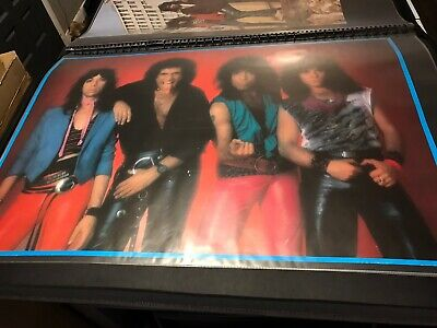 $99.99 • Buy Kiss Very Rare Unmasked Poster Sold At The Concert!!!!