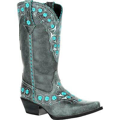 $141.47 • Buy Crush™ By Durango® Women's Blue Floral Western Boot