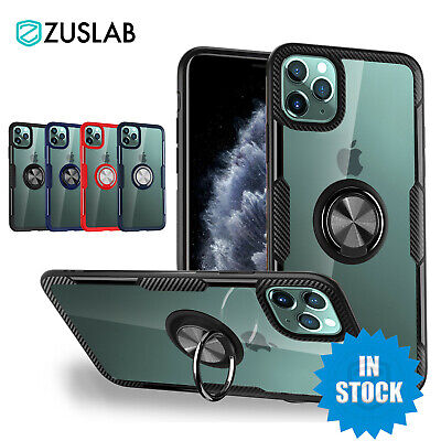 AU10.99 • Buy For IPhone 11 Pro MAX XS MAX XR XS X 7 8 Plus Case ZUSLAB Heavy Duty Stand Cover