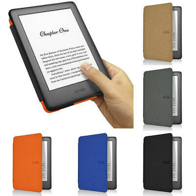 AU11.19 • Buy Smart Leather Magnetic Case Cover For Amazon Kindle Paperwhite 4 10th Gen 2018