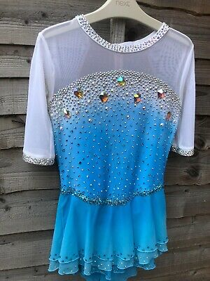 Competition Ice Skating Dress • 105£