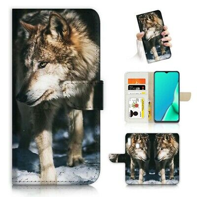 AU12.99 • Buy ( For Huawei Y7 2019 / Y7 Pro 2019 ) Case Cover PB23033 Snow Wolf