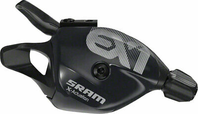 $58.31 • Buy SRAM EX1 Trigger 8 Speed Rear Trigger Shifter With Discrete Clamp, Black