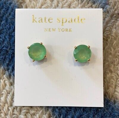 $ CDN38.28 • Buy NWOT Kate Spade Mint Green Earrings
