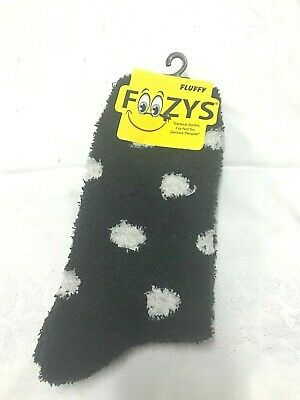 $5.10 • Buy 1 Pair Foozy Fluffy Womens/Girls Novelty Socks Foozys