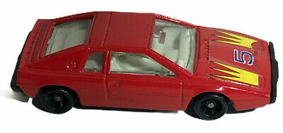 $ CDN6.74 • Buy Vintage Red LOTUS ESPRIT Red #5 1/64 Diecast NICE!!
