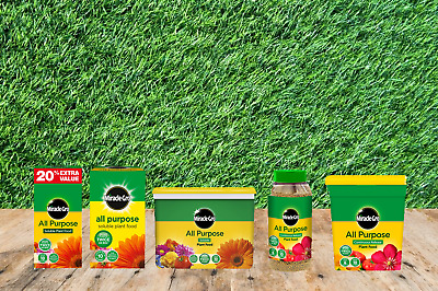 Miracle-Gro All Purpose Plant Food Feeder Healthy House Garden Plants  • 13.49£