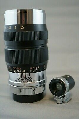 AU399 • Buy Kyoei Optical Super Acall 135mm F3.5 With View Finder RARE