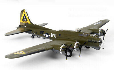 Terebo China B-17G A BIT O'LACE Beijing Aviation Museum 1/72 Diecast Plane Model • 218.04£