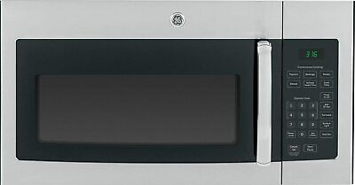 $289.99 • Buy GE 1.6 Cu. Ft. 1000W Over-the-Range Microwave Oven In Stainless Steel