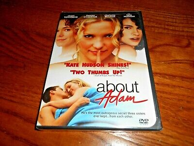 AU16.78 • Buy About Adam: Kate Hudson, Stuart Townsend DVD, 2011 ] New, Sealed + I Ship Faster