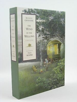£16 • Buy The WIND IN THE WILLOWS In Two Volumes By Kenneth Grahame Hardcover 1999
