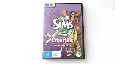 £21.99 • Buy The Sims 2 Freetime Expansion Pack Game Pc Dvd Rom Ea Games