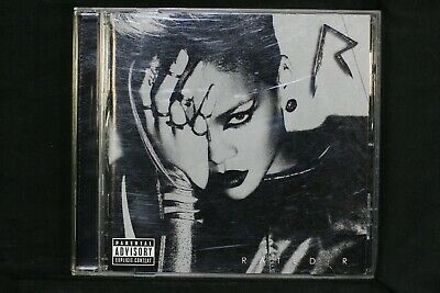 AU18 • Buy  Rihanna ‎– Rated R  - CD (C1166)