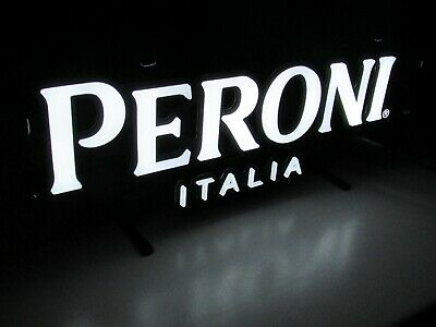 $ CDN293.27 • Buy New Peroni Italia Italy Italian Led Beer Beer Sign Light Bar Opti Neon