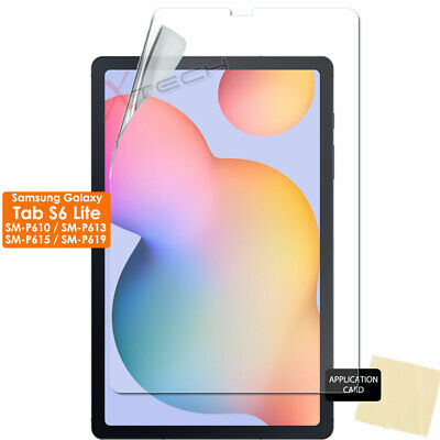 £2.49 • Buy 1x CLEAR Screen Protector Covers For Samsung Galaxy Tab S6 Lite 10.4  P610 P615