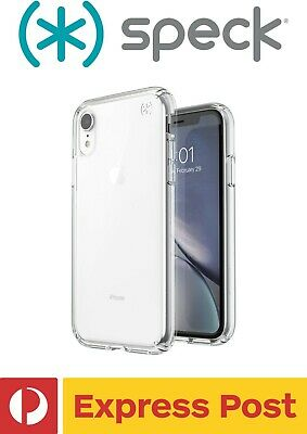 AU56 • Buy IPhone XR SPECK Presidio Clear Protection ShockProof Slim Case