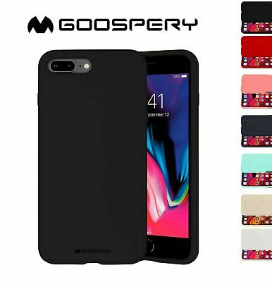AU8.54 • Buy For IPhone New SE 7 8 Plus Case 6 6s Silicone Cover Shockproof Apple Soft Slim