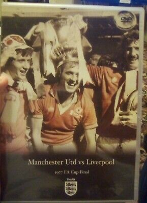 £4 • Buy Manchester United - Liverpool 1977 FA Cup Final
