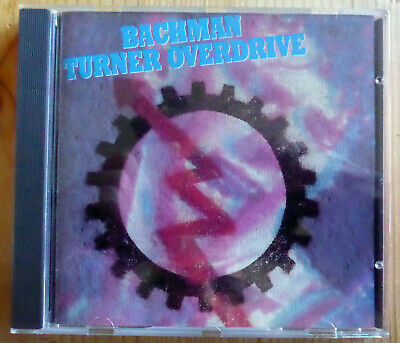 £3.39 • Buy Bachman Turner Overdrive - Best Of