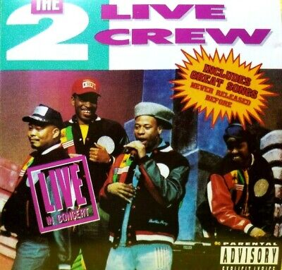 $ CDN17.74 • Buy 2 Live Crew - Live CD EXCELLENT / MINT CONDITION / FREE SHIPPING