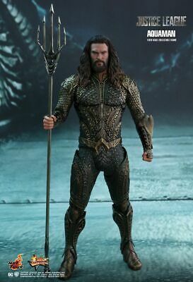 AU299.99 • Buy AQUAMAN - Justice League 1/6th Scale Action Figure MMS447 (Hot Toys) #NEW