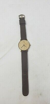 $250 • Buy Vintage Vulcain Swiss Made Lady Liberty Coin Gold Tone Wristwatch Running