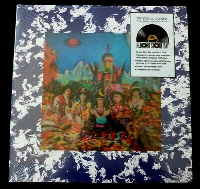 £49.99 • Buy THE ROLLING STONES LP Their Satanic Majesties Request RECORD STORE DAY VINYL LP
