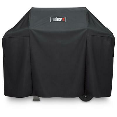 $ CDN113.98 • Buy Weber Gas Grill Cover 3 Burner Outdoor Storage Weather Resistant Polyester Black