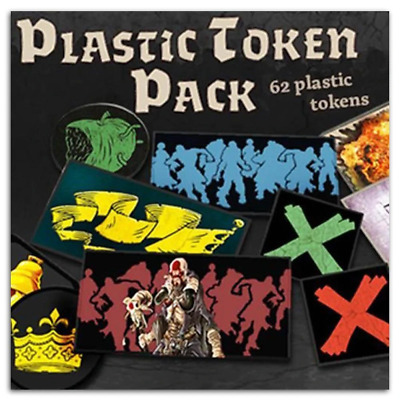 AU41.46 • Buy Zombicide Plastic Token Pack Expansion Board Game