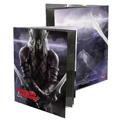 AU17.45 • Buy Dungeons & Dragons Character Folio Drizzt