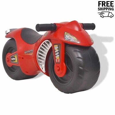 Kids Ride On Toy NEW Children Motorcycle Bike For Toddler To Push And Play • 32.89£