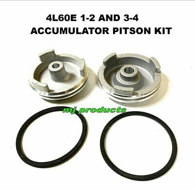 AU37 • Buy 4l60e Accumulator Piston Kit Small And Large Hole 1-2 And 3-4 Shift / Alloy