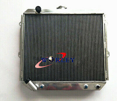 AU625 • Buy 3 Row Aluminum Radiator For Mitsubishi Pajero NH NJ NL NK 3.5L V6 Petrol 94-00