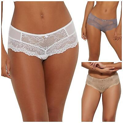 £16.20 • Buy Gossard Superboost Lace Short Brief 7714 Womens Lace Knickers New Lingerie