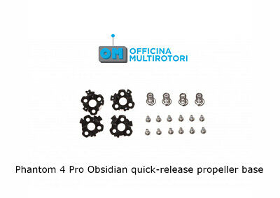 AU25.41 • Buy DJI Phantom 4 Pro Obsidian Propeller Mounting Plate CW And CCW Part 122